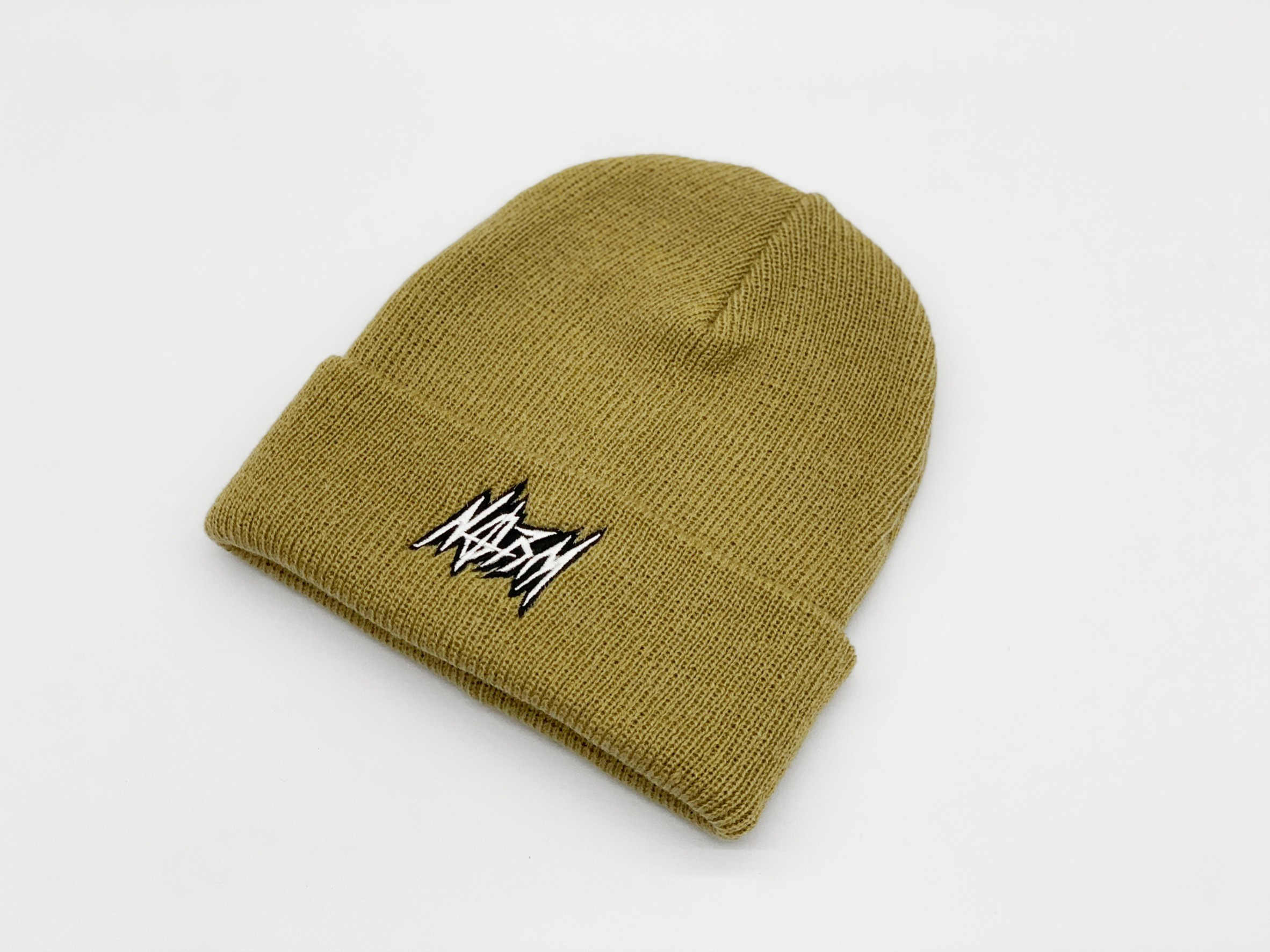 NORM BEANIE LIGHT BROWN