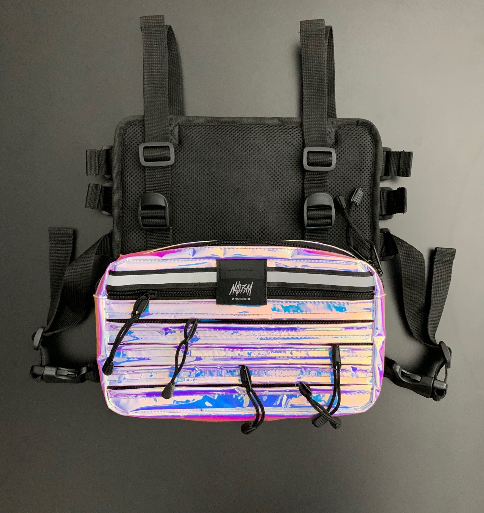 TTANK HOLOGRAM CHROME