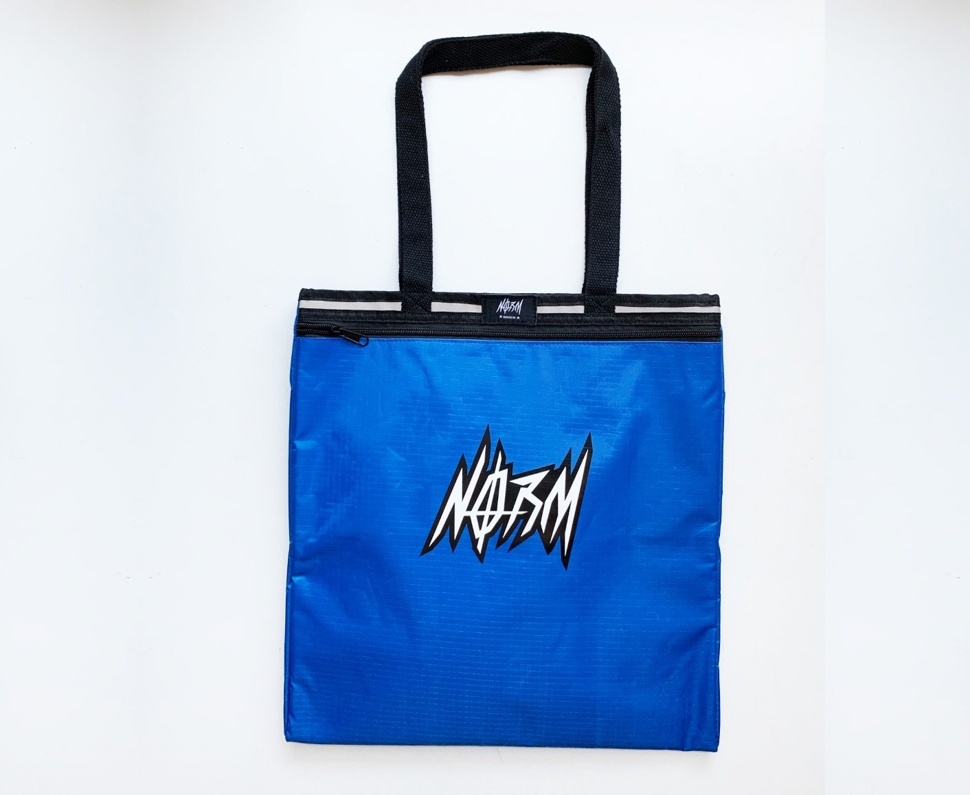 T-Tote bag BLUE