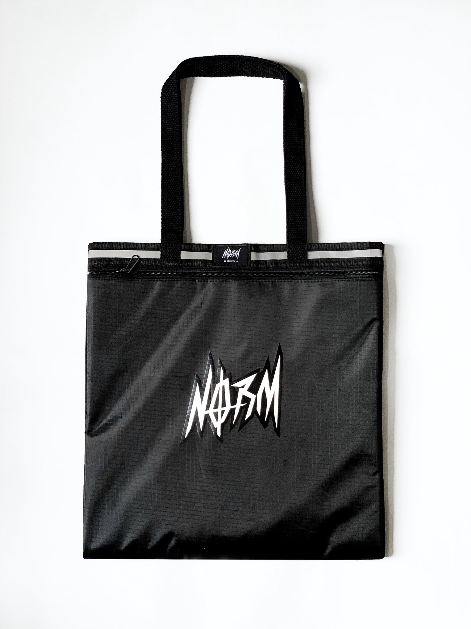 T-Tote bag BLACK