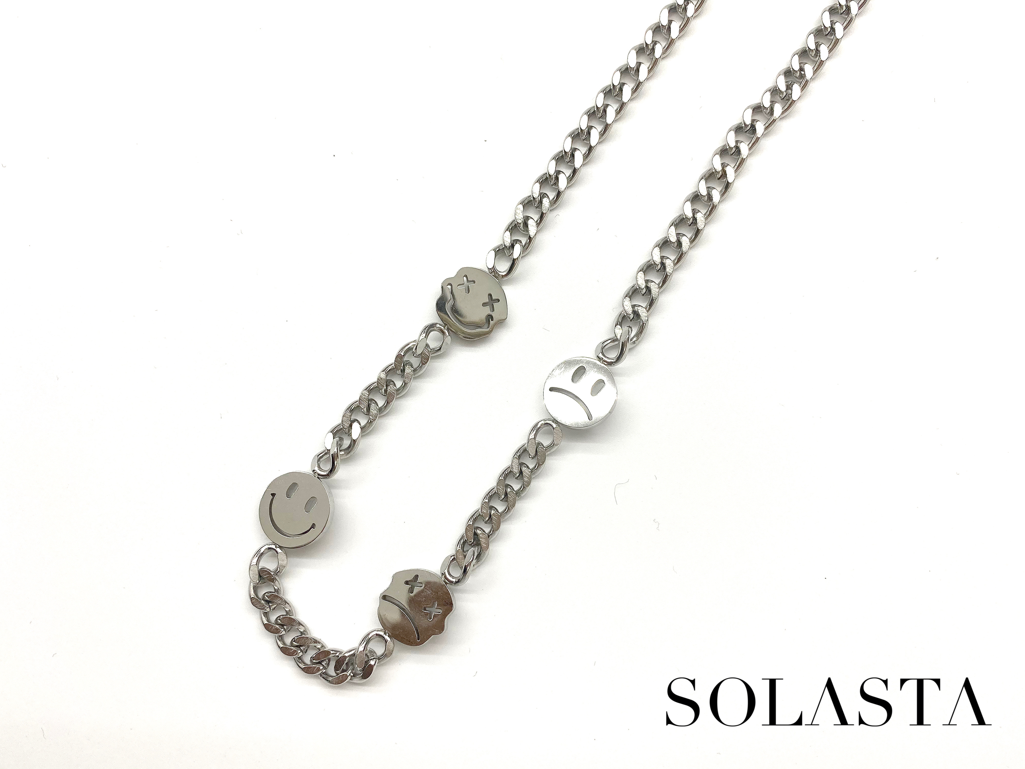 SOLASTA - SMILING SILVER