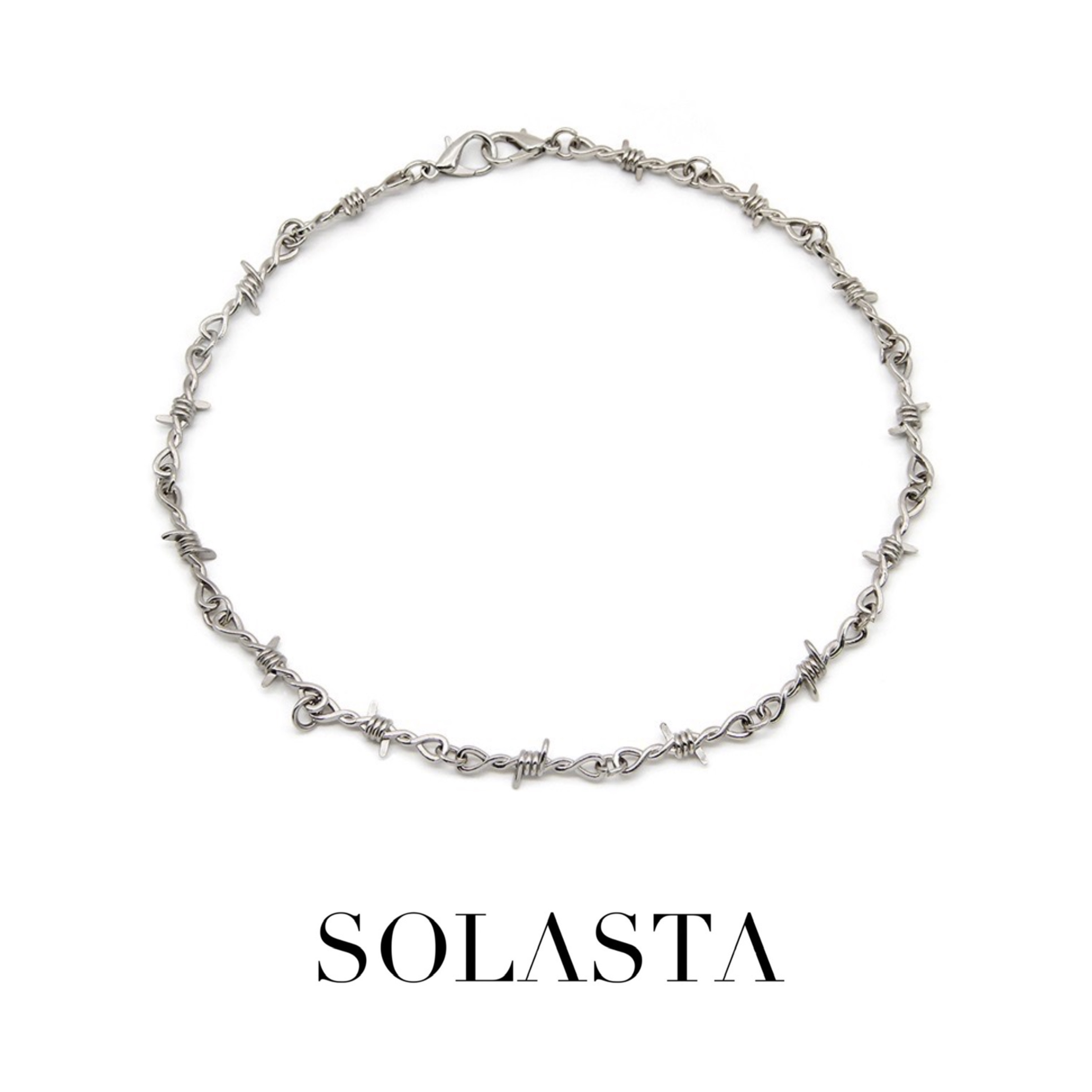 SOLASTA - THORN NECKLACE
