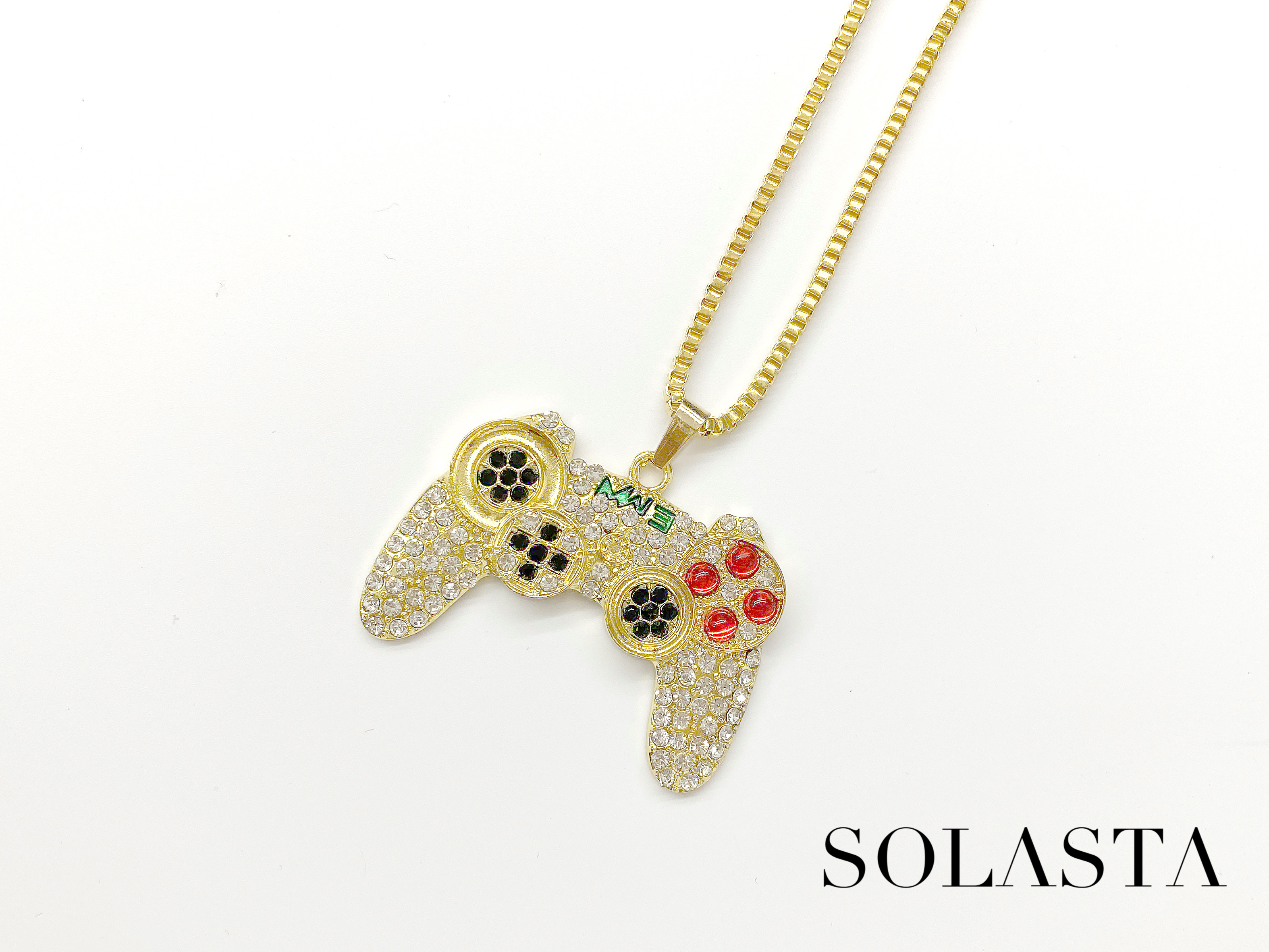 SOLASTA - GAME CONSOLE