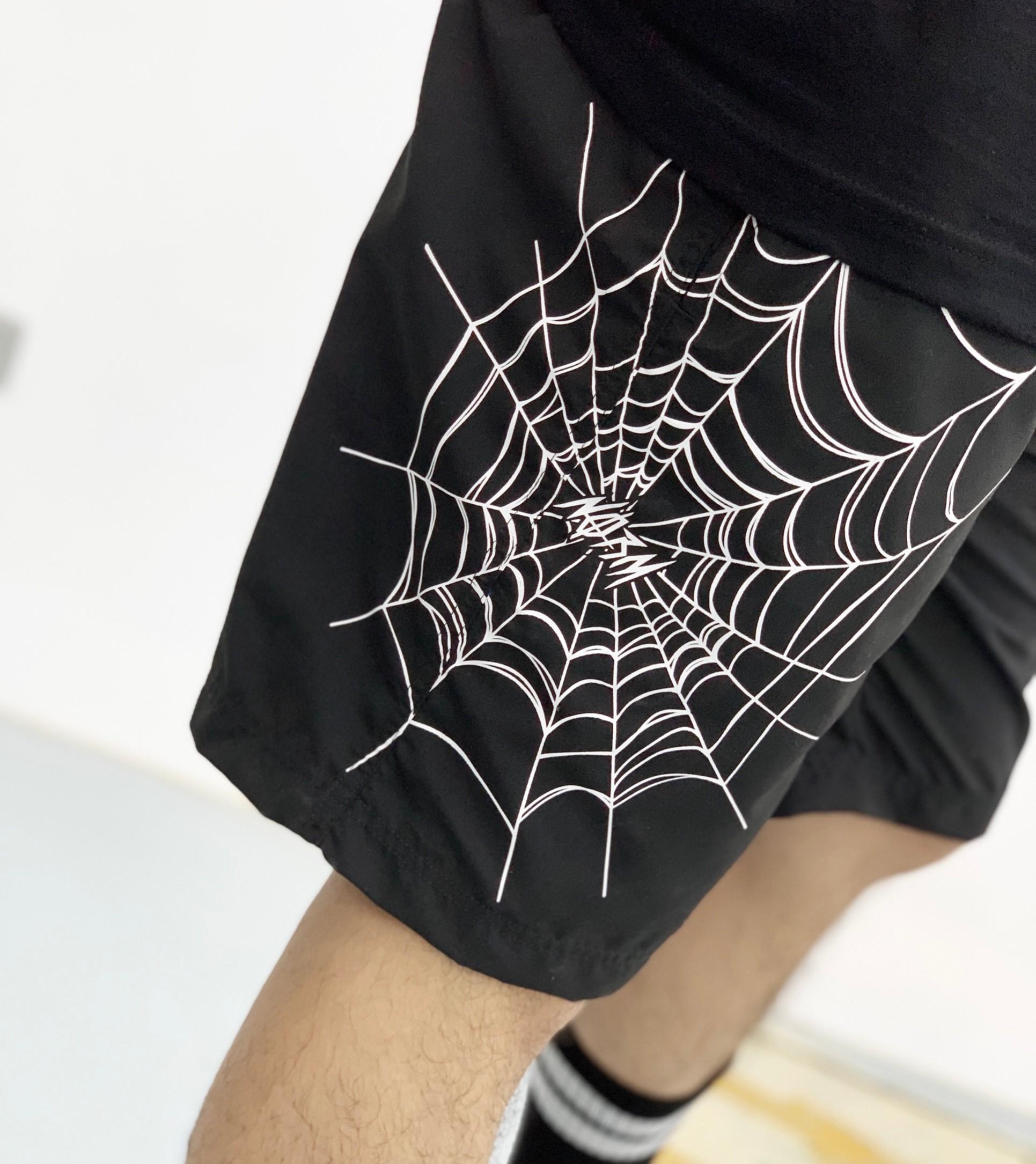 WEB PANT SHORT