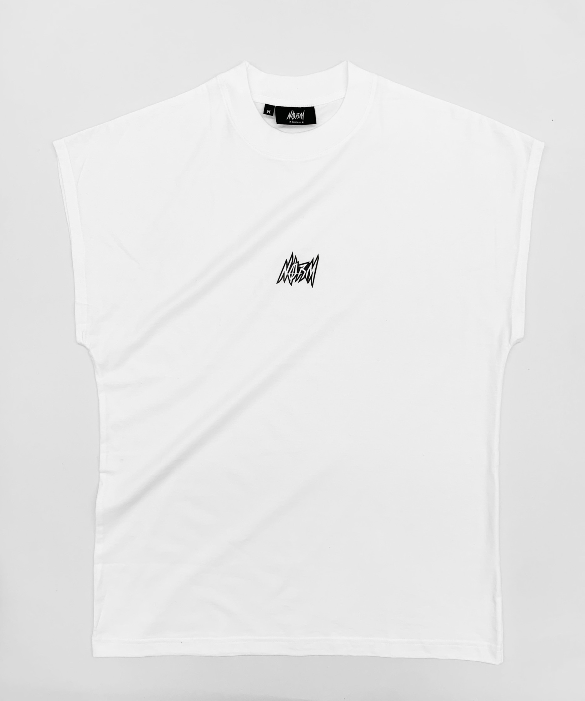 Just Norm - NOS TEE WHITE