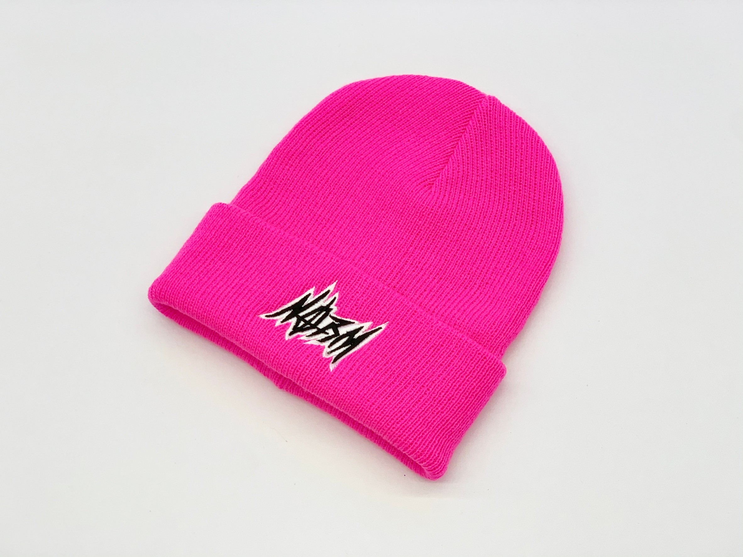 NORM BEANIE PINK
